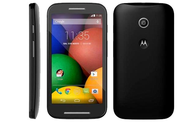 Motorola Moto E ar putea fi cel mai bun telefon ieftin