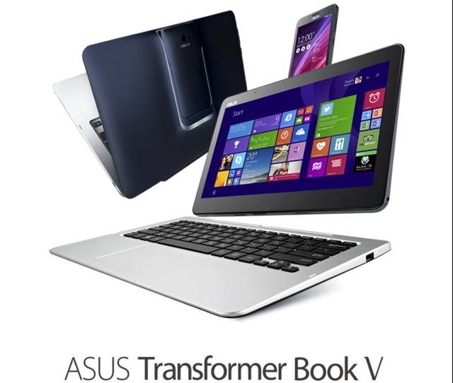 ASUS Transformer Book V combină perfect Windows 8 cu Android