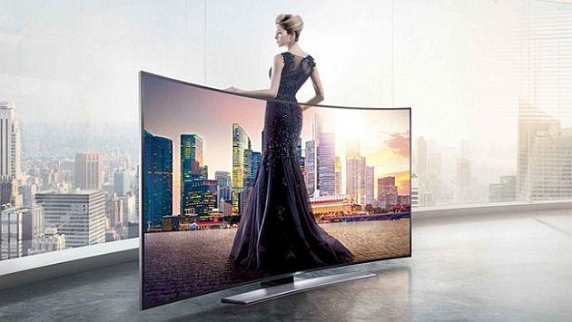 Samsung visează la un televizor curbat în fiecare cameră de hotel