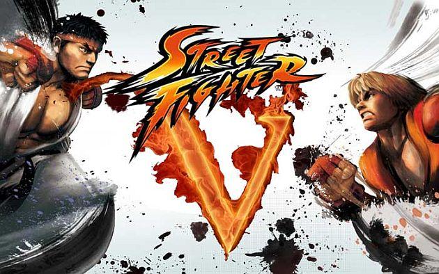 Street Fighter V se află într-un stadiu incipient de dezvoltare