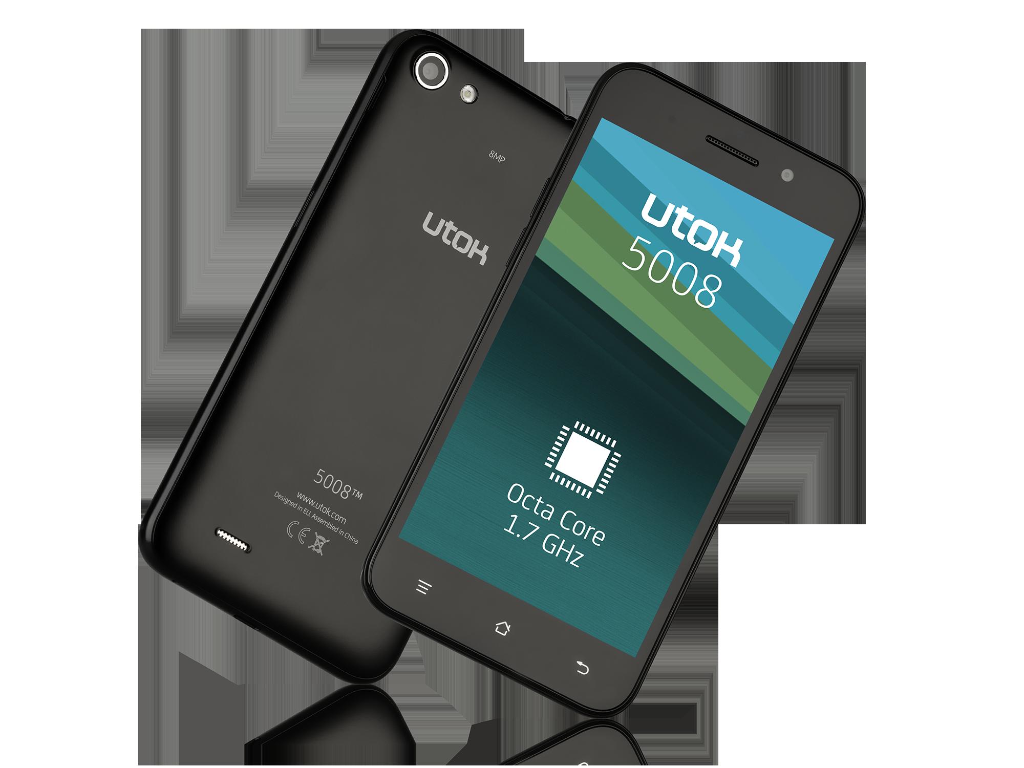UTOK aduce un nou smartphone octa core în România
