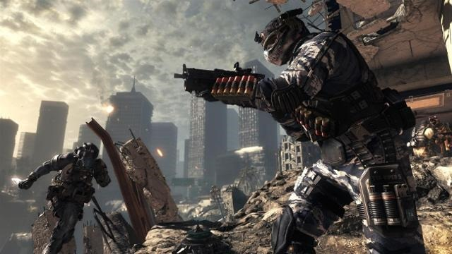 Call of Duty: Ghosts Invasion, noul DLC vine pe PS3 şi PS4
