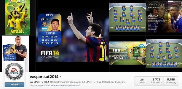Conturi false EA Sports de pe Instagram vă tentează cu… phising