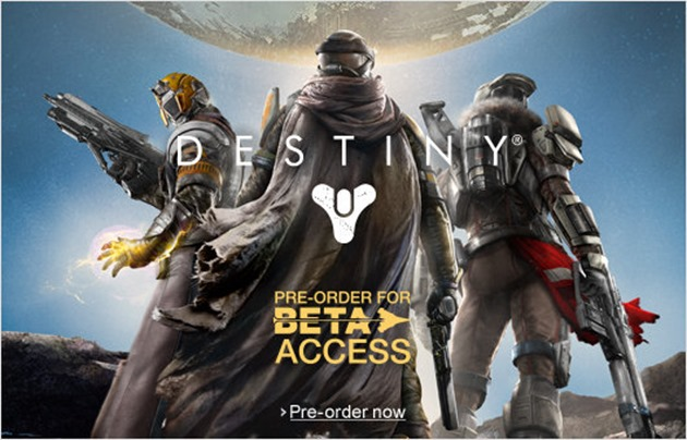 Record Destiny: cel mai mare test beta de pe actuala generație de console
