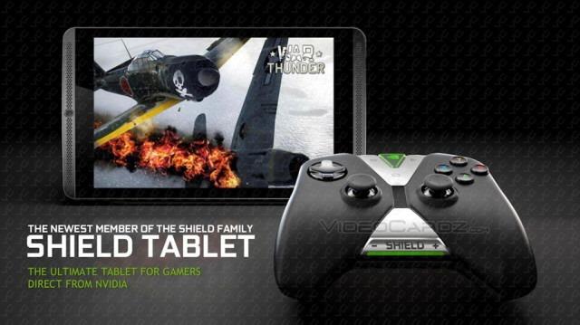 Noua tabletă Nvidia va fi lansată pe 22 iulie. Ce pregătește producătorul pentru Shield Tablet