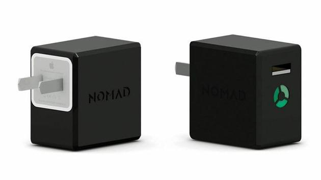 NomadPlus –  un încărcător de iPhone transformat în baterie externă