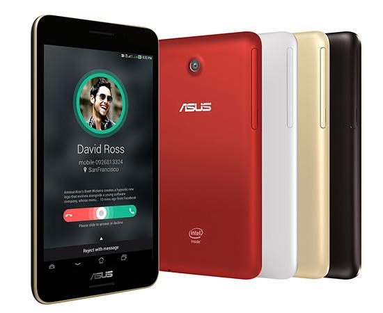ASUS a lansat o versiune dual-sim de Fonepad 7