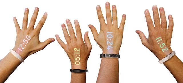 Ritot este primul ceas inteligent cu proiector și cere Internetului să îl finanțeze [VIDEO]
