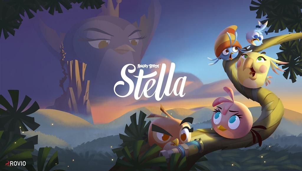 Noul trailer la Angry Birds Stella prezintă toate personajele[VIDEO]