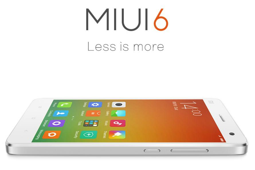 Xiaomi lansează MIUI 6 și ne arată cât de bine arată Android când imită iOS