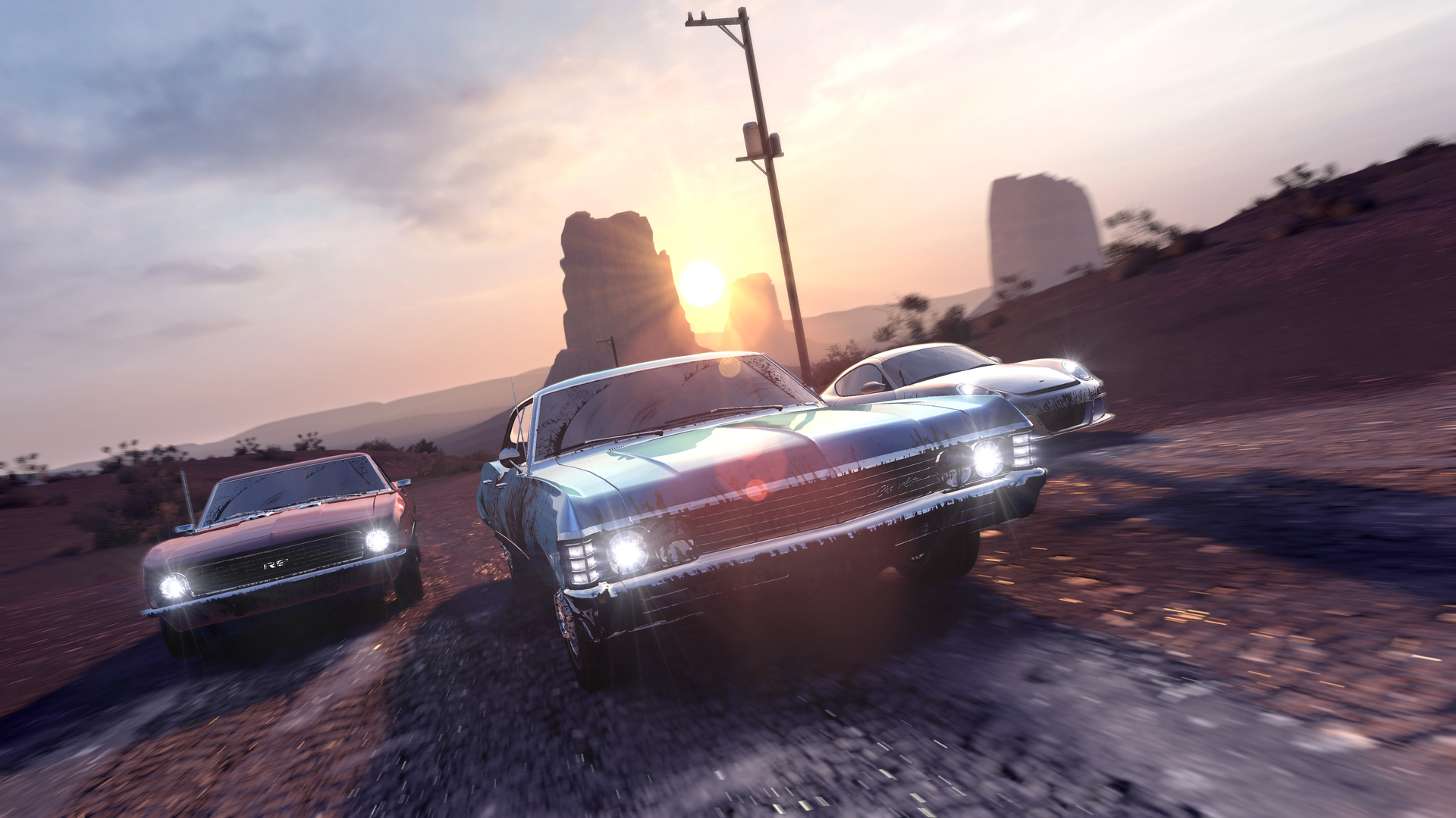 Chei gratuite pentru The Crew beta până pe 29 august [VIDEO]