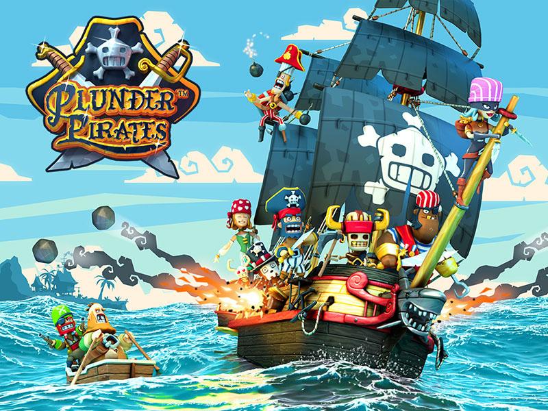 Creatorii Angry Birds anunţă un nou joc cu piraţi: Plunder Pirates