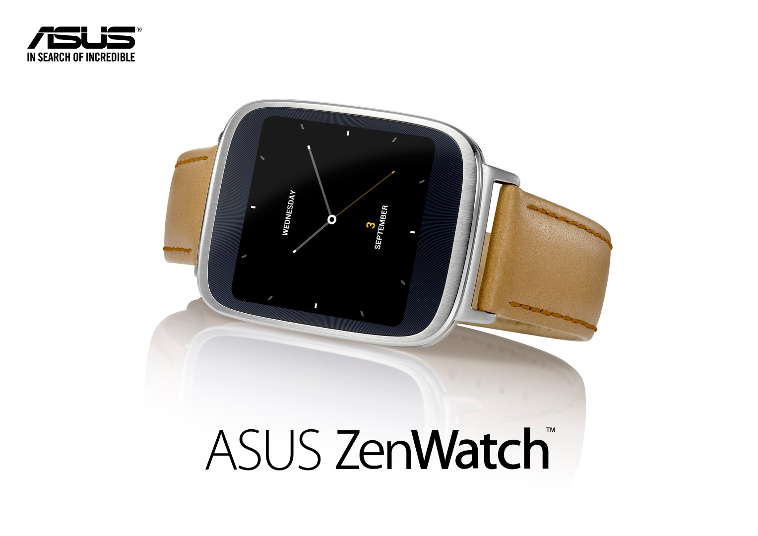 ASUS ZenWatch, lansat la IFA 2014. Un smartwatch cu stil [VIDEO]