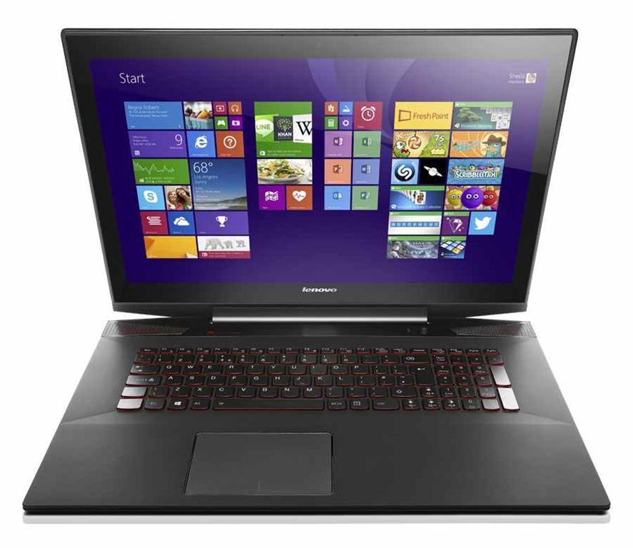 Lenovo anunță Y70, un notebook de gaming surprinzător de compact