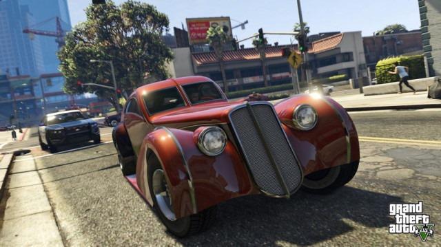 GTA V se pregăteşte de lansare pe PS4 şi Xbox One, întârzie pe PC