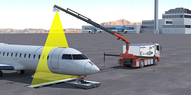Românii construiesc cel mai complex scanner de avioane în Elveția [VIDEO]