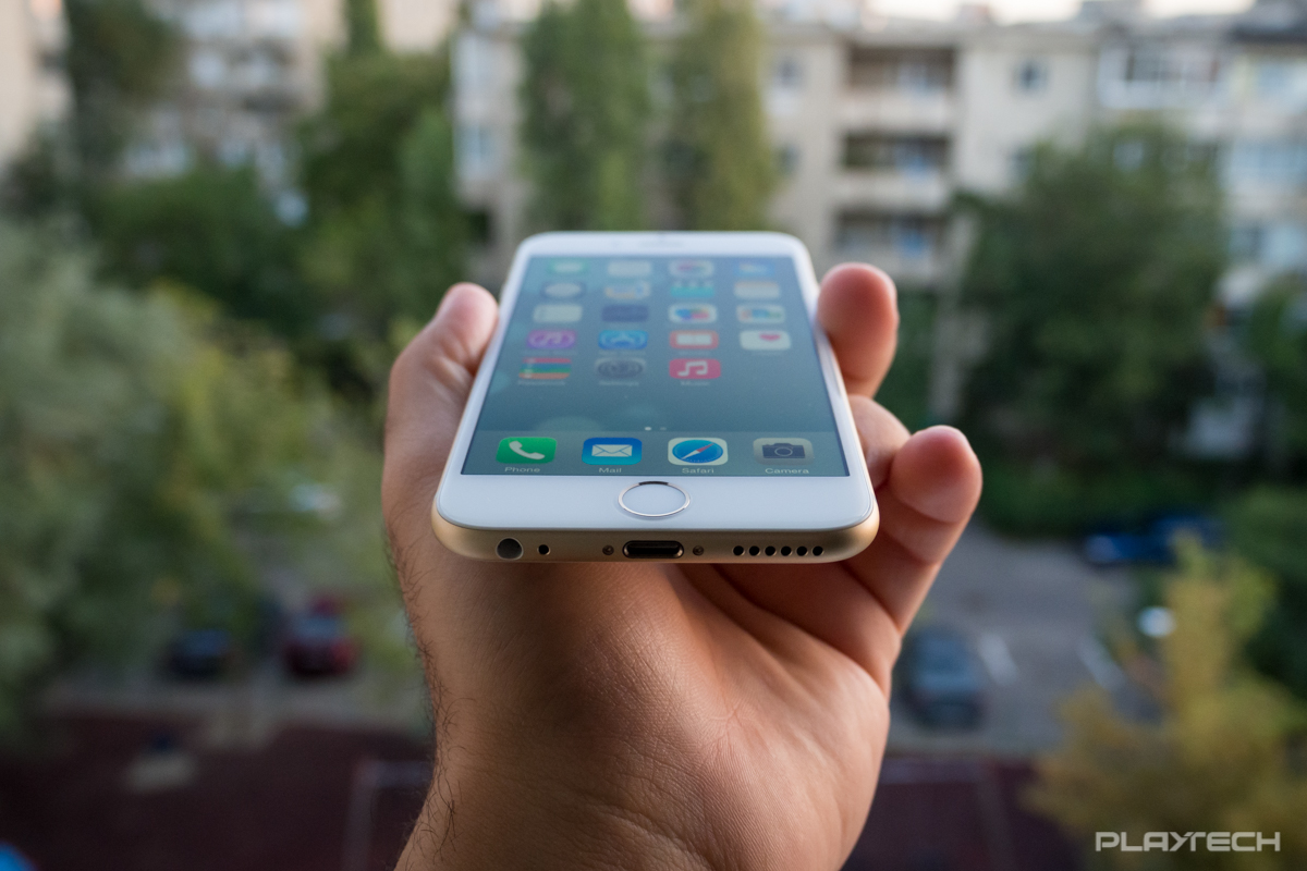 iPhone 6 – Nu e perfect, dar e cel mai bun [REVIEW]