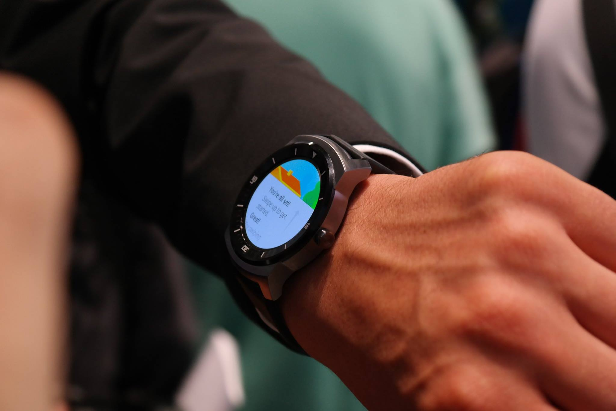 Am testat LG G Watch R, poate cel mai bun smartwatch din 2014 [VIDEO Hands-on]