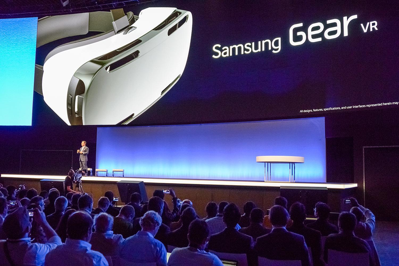 Samsung explică într-un infografic tot ce trebuie să știi despre Gear VR și realitate virtuală