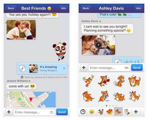 Yahoo vrea să achiziţioneze MessageMe, o alternativă pentru WhatsApp
