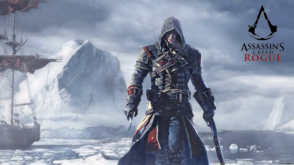 Assassin's Creed Rogue va fi lansat pentru PC abia în 2015 [VIDEO]