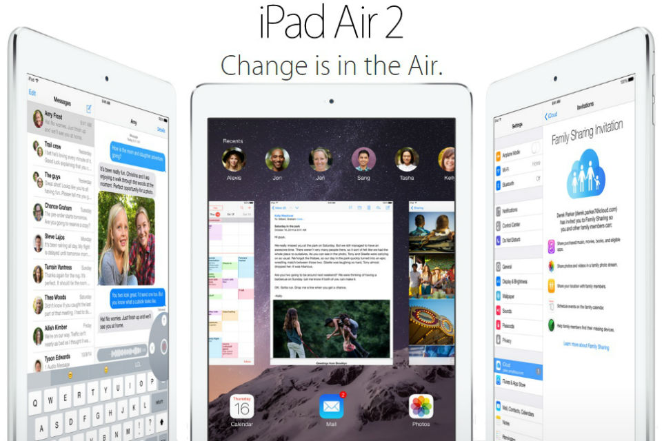 iPad Air 2 e bună, dar Apple SIM este marea noutate despre care Apple n-a vorbit