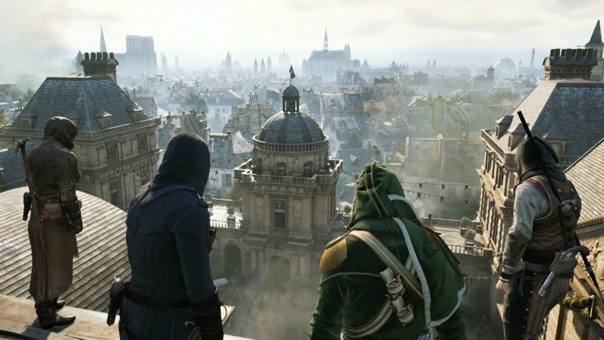 Assassin's Creed Unity e gata pentru un nou update important