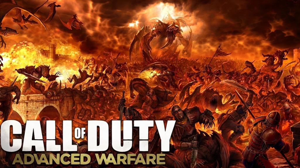 Call of Duty Advanced Warfare vă aruncă în luptă cu zombi [VIDEO]