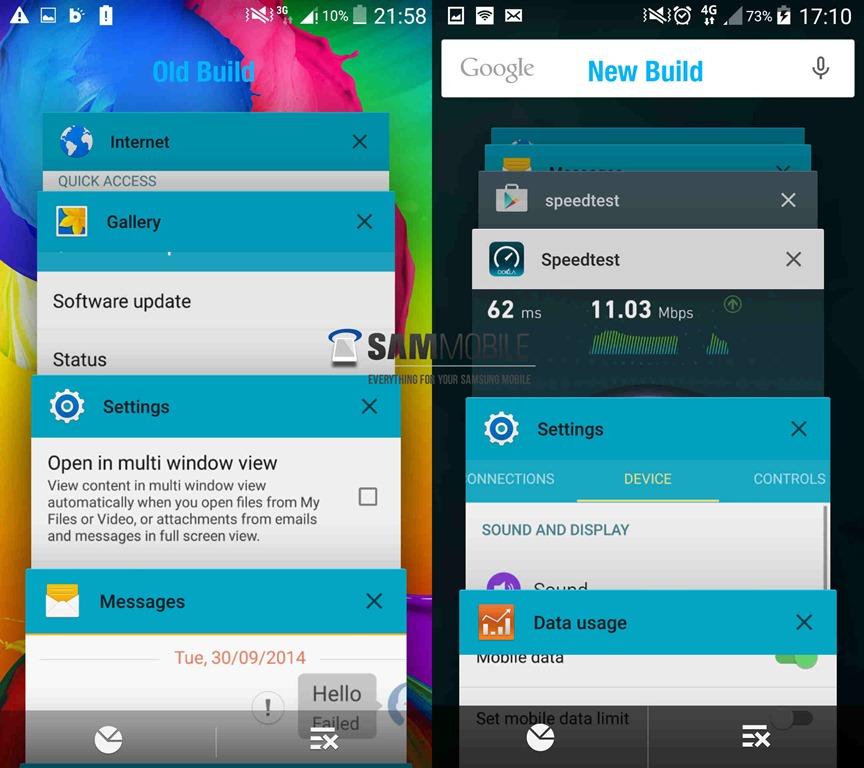 Android 5.0 Lollipop pentru Galaxy S5 este aproape gata. Cu ce vine nou? [VIDEO]