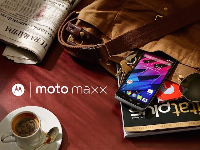 Motorola Moto Maxx, smartphone-ul cu o super baterie, a fost lansat oficial