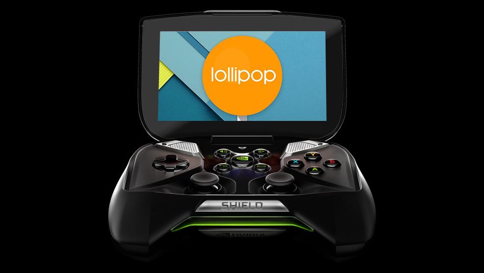 Posesorii de Nvidia Shield se pot bucura în curând de Android 5.0 Lollipop