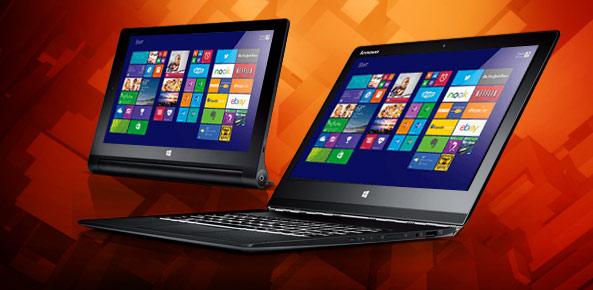 Lenovo a lansat Yoga Tablet 2 Pro și Yoga Pro 3 în România