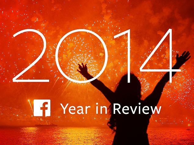 Evenimentele importante din 2014 sintetizate prin Facebook Year in Review [VIDEO]