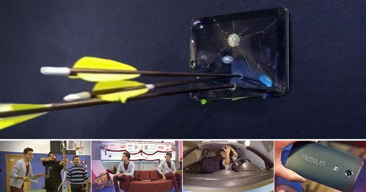 Emisiunea PLAYTECH – Tragem cu arcul și pistolul și vorbim despre Nexus 6