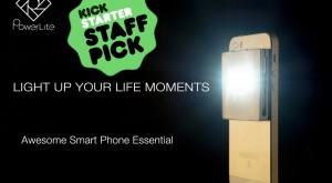 PowerLite îți oferă un bliţ performant și o baterie suplimentară în același gadget