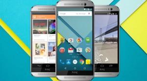 HTC One M8 trece la cel mai bun Android: Ce primești cu Android 5.0 Lollipop [FOTO]