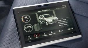Cea mai frumoasă tabletă din lume vine cu un Audi Q7