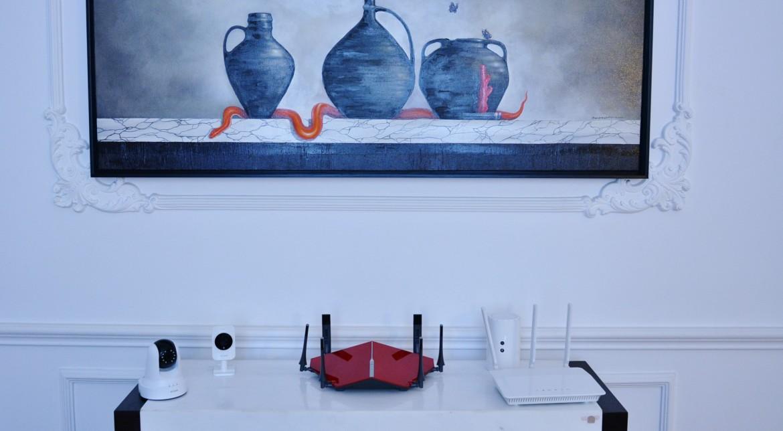 Gadgeturile D-Link care te ajută să îți transformi casa într-una inteligentă