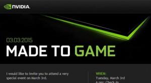 NVIDIA promite o lansare mare la începutul lunii martie