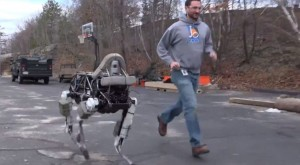 Spot este cel mai eficient şi rapid robot al Boston Dynamics [VIDEO]
