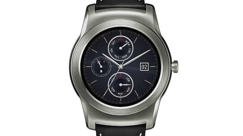 lg watch urbane screenshot