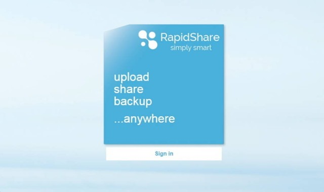 RapidShare, poate primul serviciu de cloud, se desfiinţează în martie