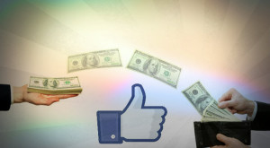 Vei putea transfera bani prin rețelele sociale