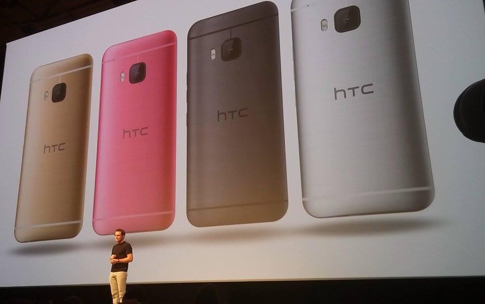 Lansarea HTC One M9 și debutul HTC în lumea realității virtuale