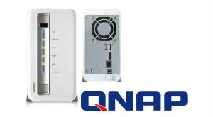 Turbo NAS TS-251C de la QNAP vine cu procesor Intel și două sloturi pentru hard disk