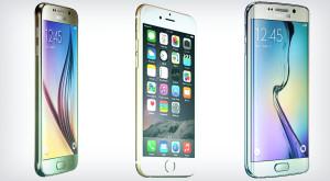 Samsung Galaxy S6 e copiat după iPhone 6: Cât de adevărat e?
