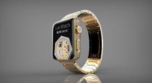 Cel mai scump Apple Watch costă 115.000 de dolari – Brikk Lux Watch Omni