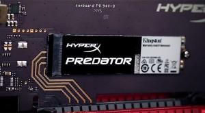 Kingston HyperX Predator – cel mai rapid SSD din lume pe care îl poţi cumpăra [VIDEO]