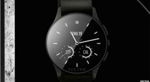 Vector Watch, smartwatch-ul creat de români, va avea autonomie de o lună