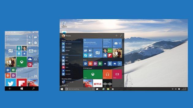 Microsoft pregătește PC-urile cu Windows 7 și 8 pentru trecerea la Windows 10